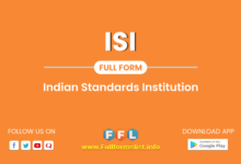 isi-full-form